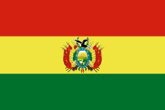 Bolivia - flag